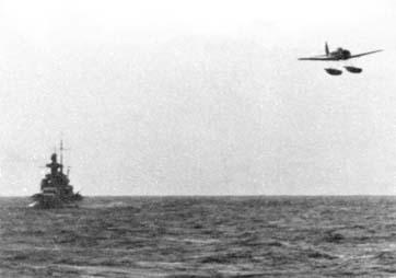 18 February 1940 worldwartwo.filminspector.com Scharnhorst Gneisenau Arado AR 196