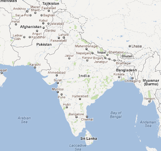 India_google_map_recent_natural_disasters_in_India