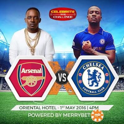 MI Abaga to battle Peter Okoye at Merrybet's celebrity fan