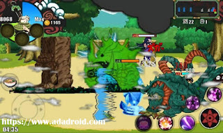 Download Naruto Senki War Shinobi Mod by Yayat Apk