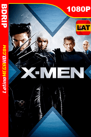 X-Men (2000) Latino HD BDRIP 1080P ()