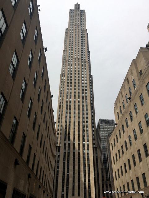 Rockefeller Center y TOR