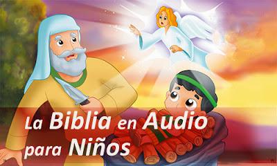 La Biblia en Audio para Niños