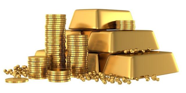 Harga Emas Naik Rp 4000 ke Posisi Rp 594000 per gram