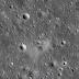 La NASA mostró el lugar en el que impactó Bereshit
