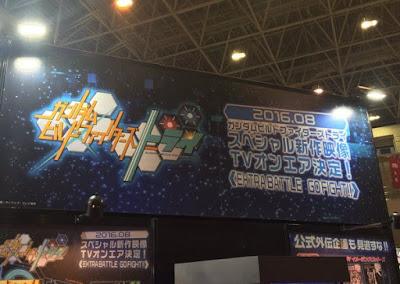 Gundam Build Fighters Try ad Agosto una nuova produzione