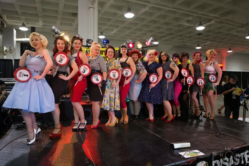 Cavalcade Of Customs >> The Blonde Spot: The Pinup Life: Competing in Pageants