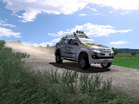 Mod Fortuner By Rindray v.1.0 Euro Truck Simulator 2