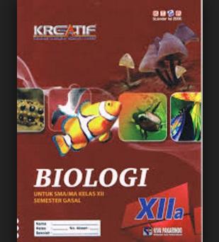 Materi Biologi Kelas 12 Semester 1 SMA BAB 1-7