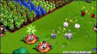 FarmVille 2: Country Escape, pigs, geese, sheep, farm crops