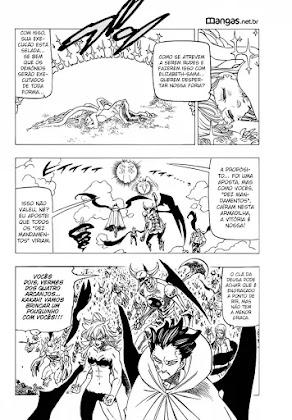 Manga Nanatsu No Taizai – Capítulo 205