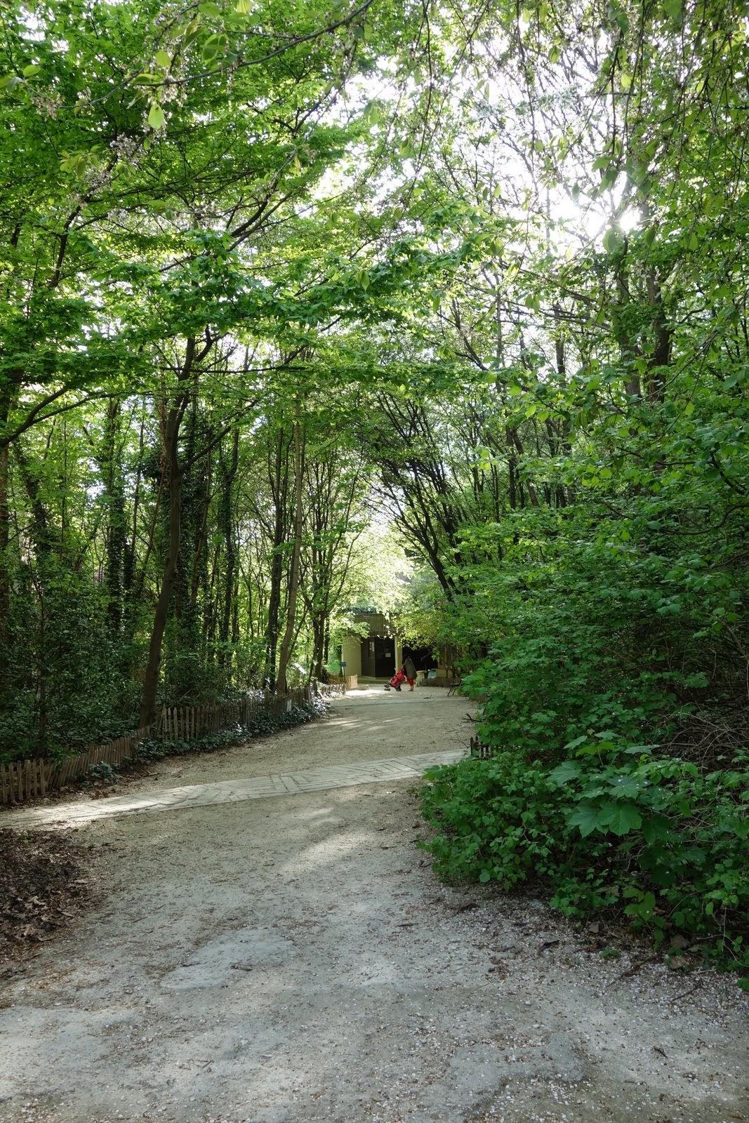 Parigi Il Giardino Naturale Del 20esimo