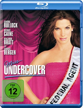 Miss Congeniality 2000 Dual Audio Hindi 720p BluRay 850mb