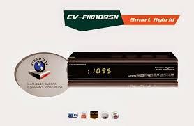 EVOLUTIONBOX EV FHD 1095 HD NOVA ATUALIZAÇÃO MODIFICADAS - 13/09/2016
