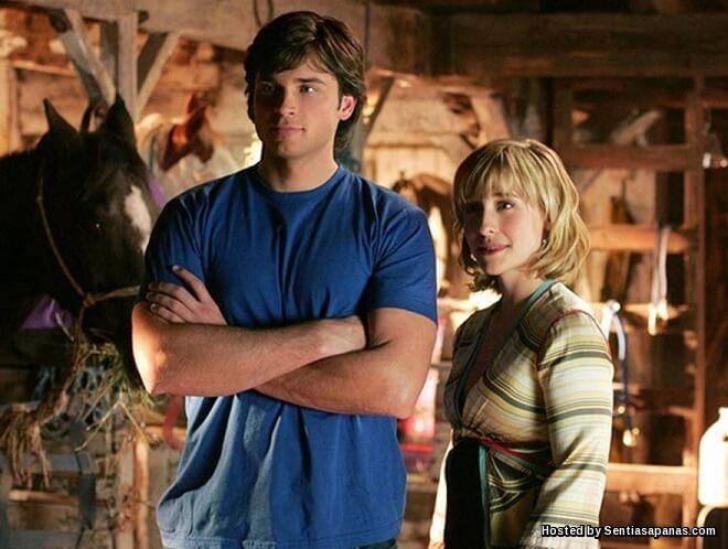 Pelakon Smallville Goda Artis Jadi Hamba Seks