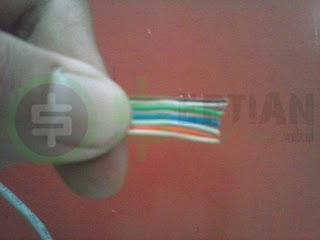 rapikan kabel