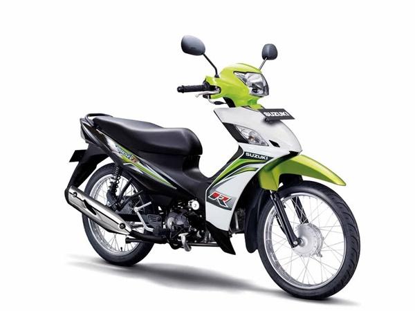 New Suzuki Smash FI