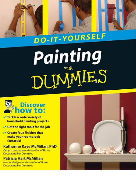 Book : Painting Do-It-Yourself For Dummies