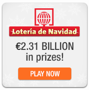 odds Christmas Lottery 2016 Spain