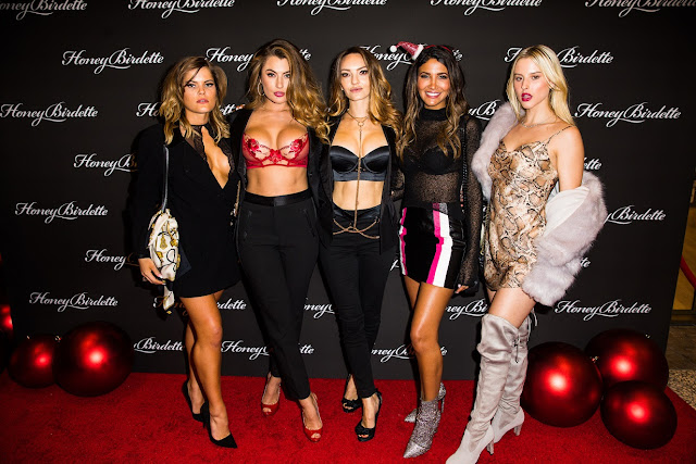 Honey Birdette USA Launch Party