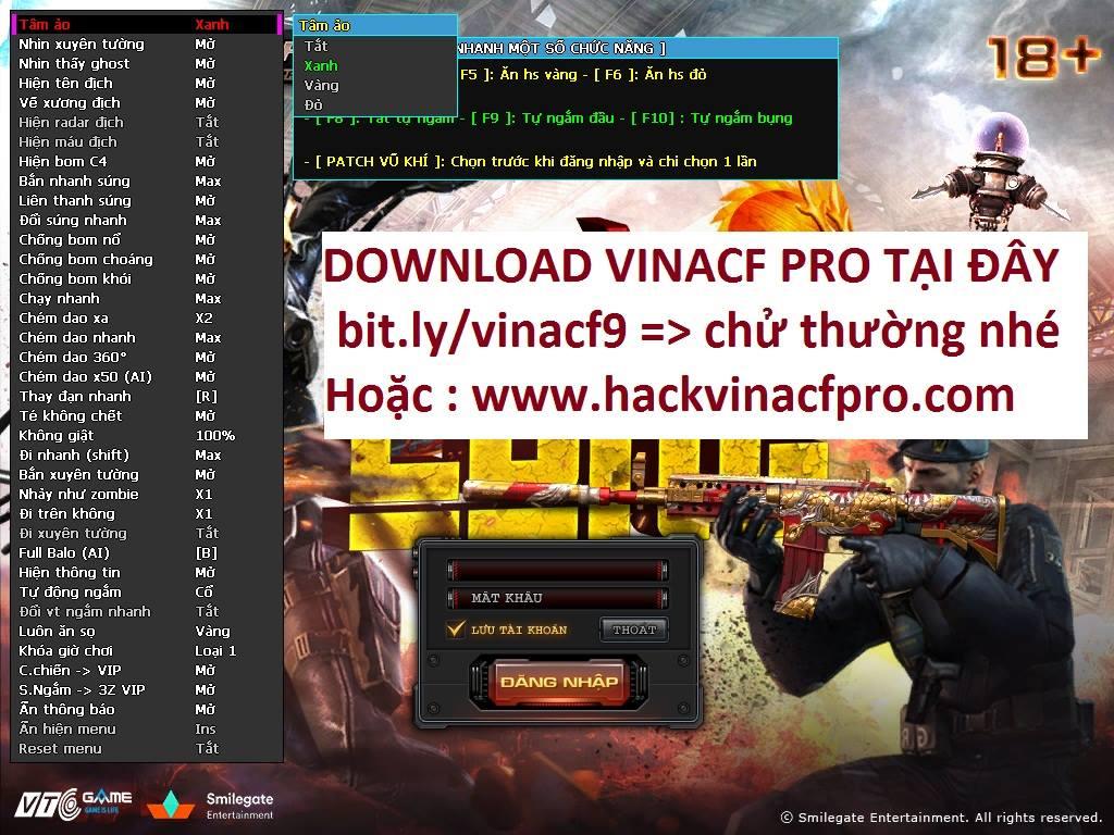 Hack vinacf 1209,hack vinacf pro 1209,tai hack cf 1209,tai hack vinacf  1209,tai hack dot kich 1209,Hack vinacf pro 1209,hack vinacf 1209 | HACK  VINACF PRO