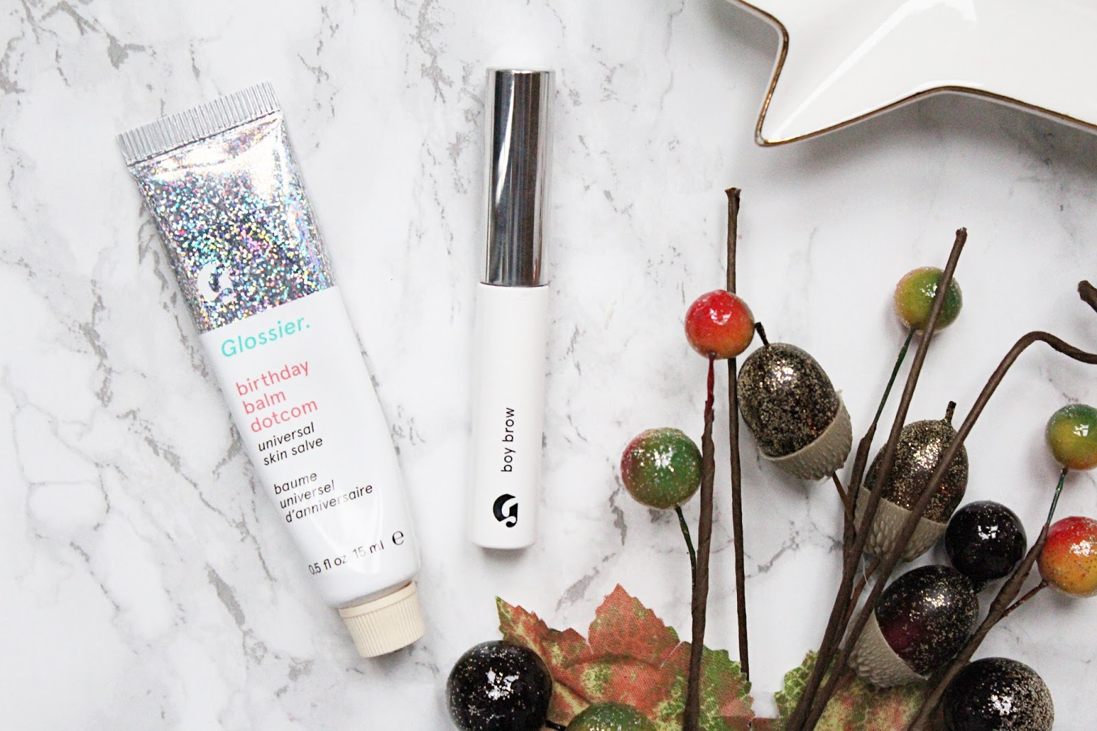 Three Favourites From Glossier