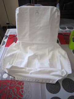 couture pour debutant e s reproduire une housse de chaise. Black Bedroom Furniture Sets. Home Design Ideas
