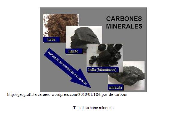Risorse economia e ambiente perch le riserve di combustibili fossili vengono modificate e - Il carbone vegetale fa andare in bagno ...