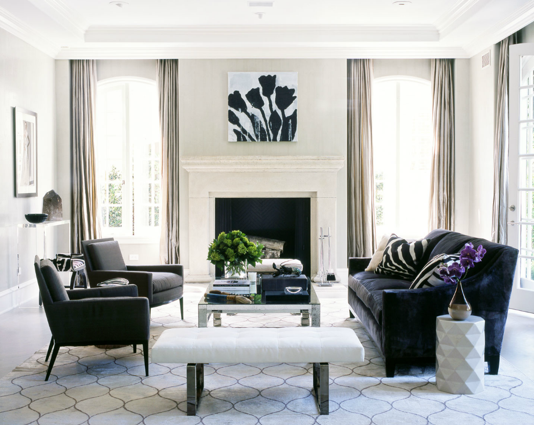 Fiorito Interior Design Catch Your Balance Symmetry Vs