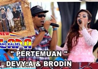 PERTEMUA MP3 - Devi Aldiva feat Brodin Dangdut New Pallapa