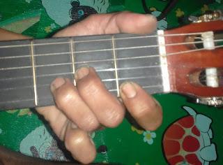 Chord Dm (D minor)