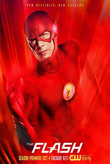 The Flash Temporada 3 Completa HD 720p Latino