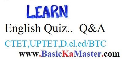 English quiz 2