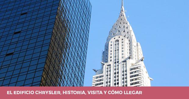 Edificio Chrysler visita