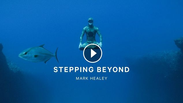 Stepping Beyond Mark Healey