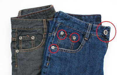 Công đoạn lắp ráp quần Jean cần lưu ý những chi tiết nào?
