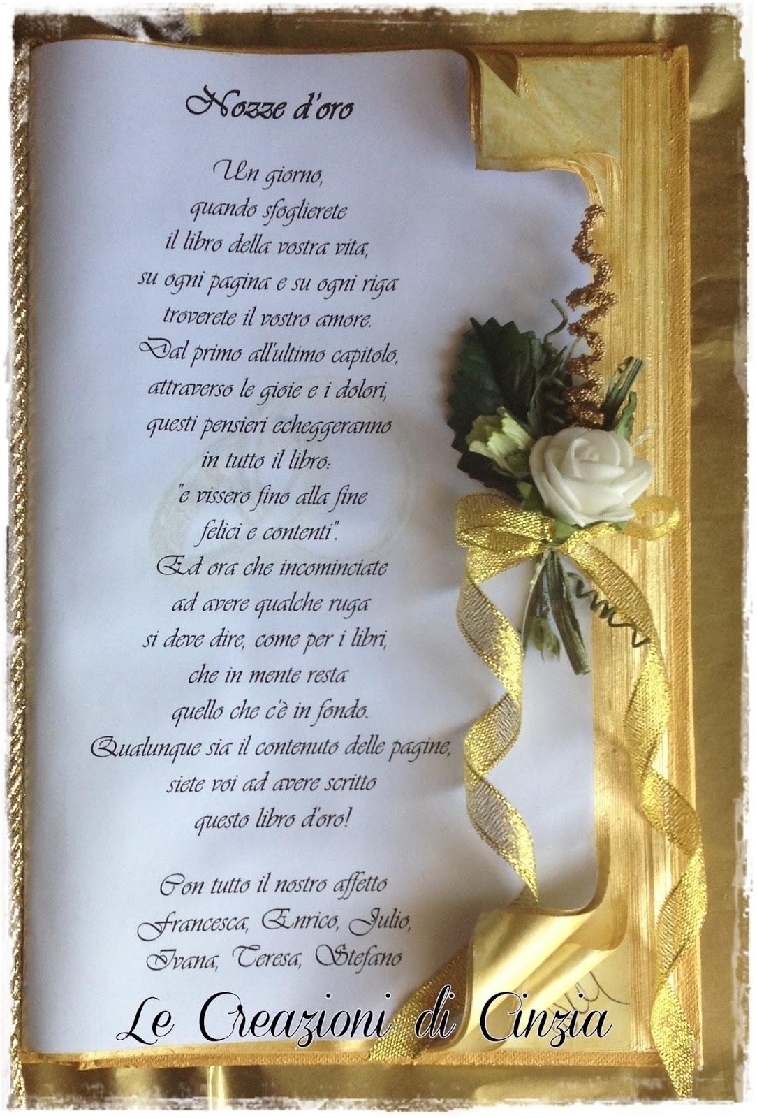 spesso LE CREAZIONI DI CINZIA: Nozze d'oro a Mantova PU01