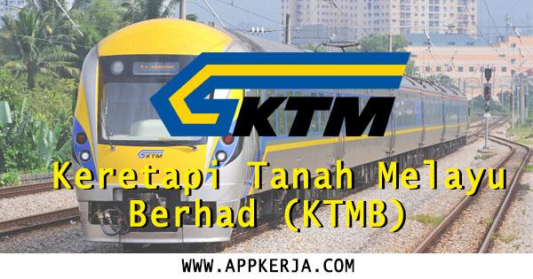 Jawatan Kosong Keretapi Tanah Melayu (KTMB)