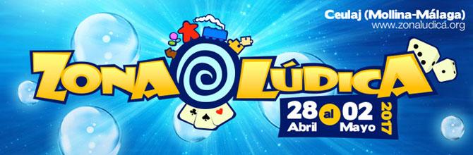 Logo de Zona Ludica 2017