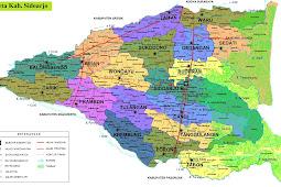 Peta Kabupaten Sidoarjo HD Lengkap: Gambar Ukuran Besar