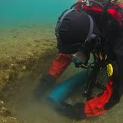 В гавани Афин обнаружены затонувшие корабли и древние укрепления
