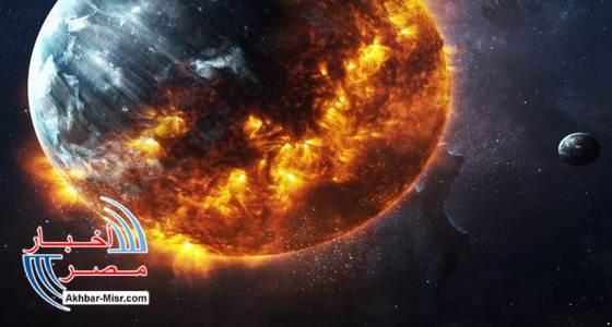 عاصفة شمسية مدمرة تضرب الأرض
