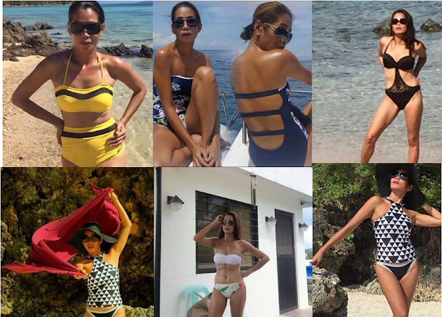 Age Doesn't Define Sexy; Pokwang Redefines The Word Sexy On These Viral Photos! Look!