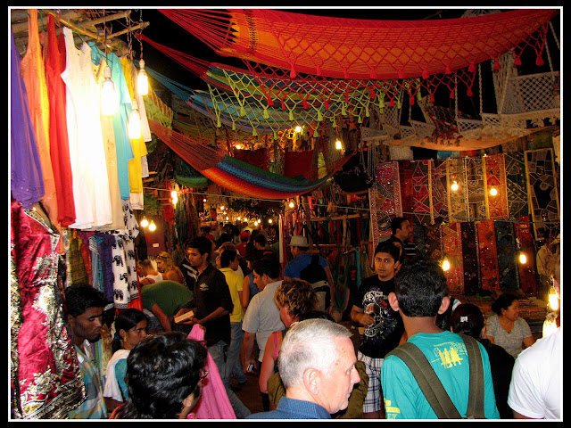 Arpora Saturday night Bazar