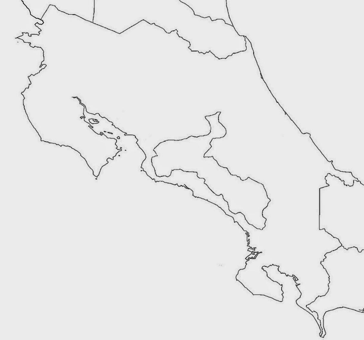 De Provincias Sus Panama Para Colorear Con Mapa