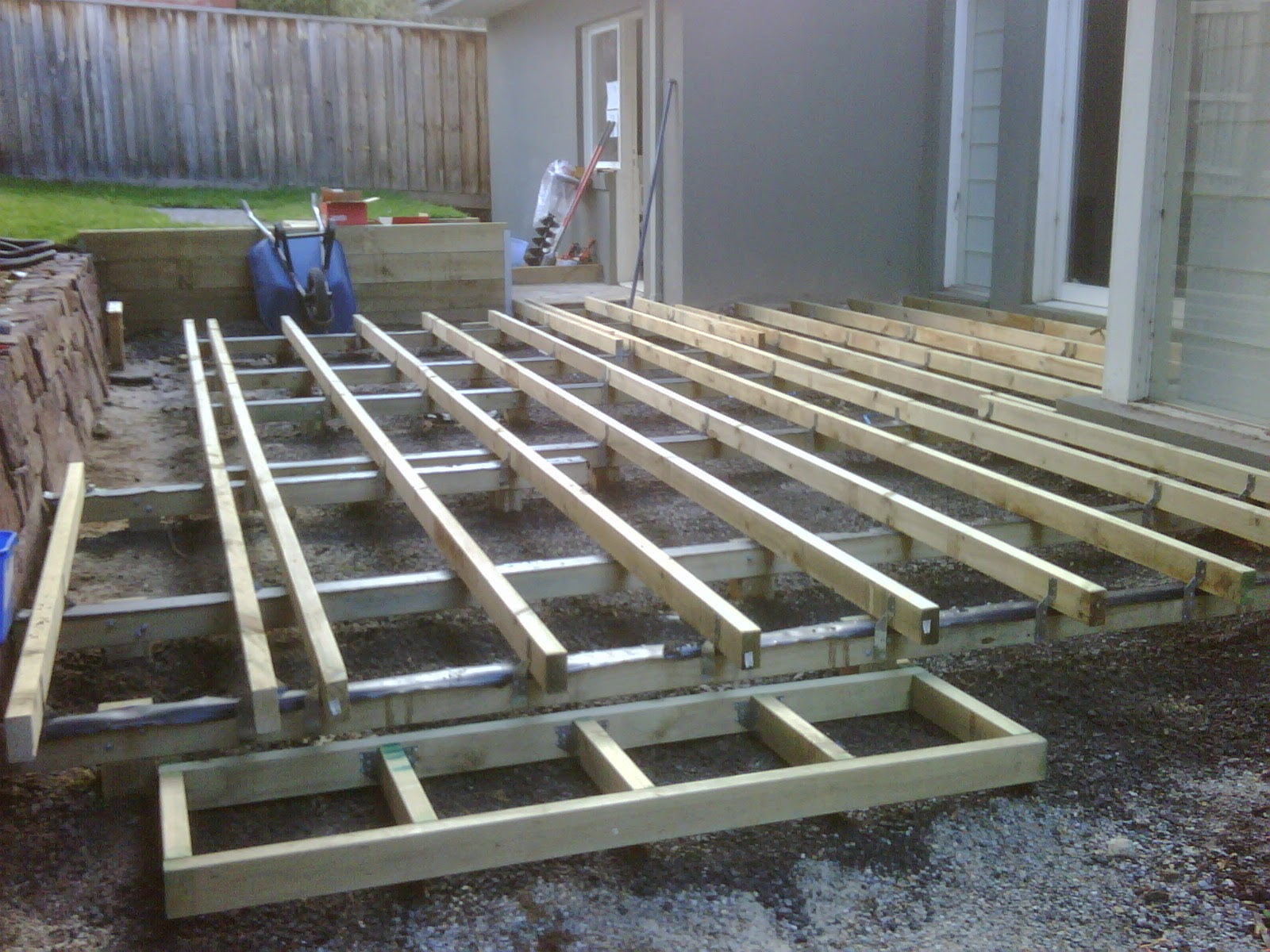 Picture Frame Deck Layout - Page 4 - Frame Design & Reviews ✓