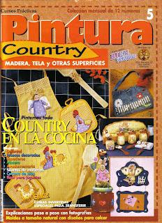 Cursos Practicos Pintura Country Nro. 5