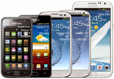 Harga HP Samsung Galaxy Terbaru 2015