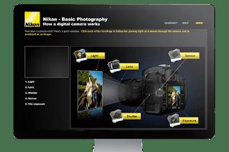 Nikon và Roll Royce đã áp dụng elearning trong doanh nghiệp như thế nào?