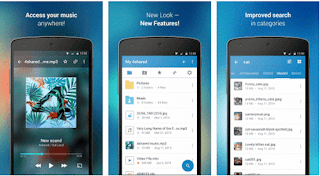 4shared Android App